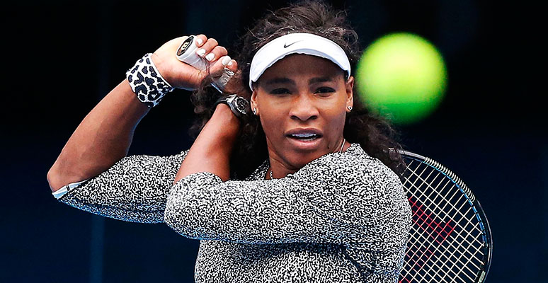 Serena Williams. Foto: Vogue