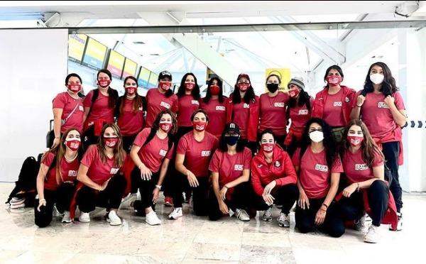 HOCKEY SOBRE HIELO FEMENIL… ¿EN MÉXICO?